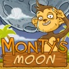 Action games, Montys Moon,Help Monty