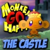 Adventure games, Monkey GO Happy The Castle,Monkey GO Happy,GO Happy,Monkey GO,The Castle