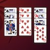 Cards games, Spider solitaire