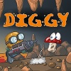 Adventure games, Diggy,Dig your way,great treasures