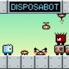 Adventure games, Disposabot,clever robots,Lead the robots,Help the scientists,Disposabot Walkthrough