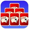 Cards games, Triple Tower Solitaire
