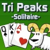 Cards games, Tri- peak solitaire