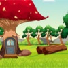 Escape games, Mushroom Forest Escape,Mushroom Forest,Mushroom Escape,Forest Escape