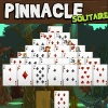 Cards games, Pinnacle Solitaire