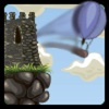 Strategy games, Balloonium,The fight of the castles,soldiers in balloons